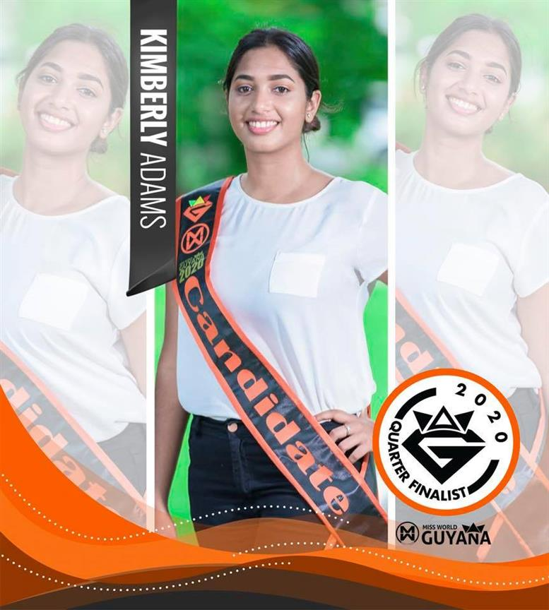 Miss World Guyana 2020 Top 6 Beauty with a Purpose Projects
