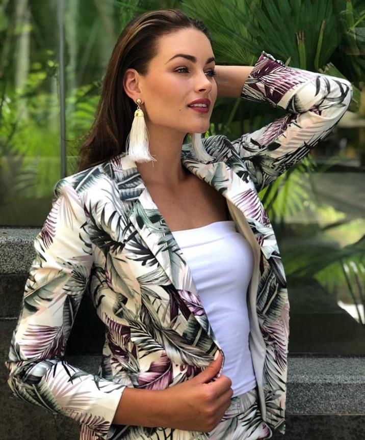 Former Miss World Rolene Strauss promotes her new album 'Secrets to my Growth'