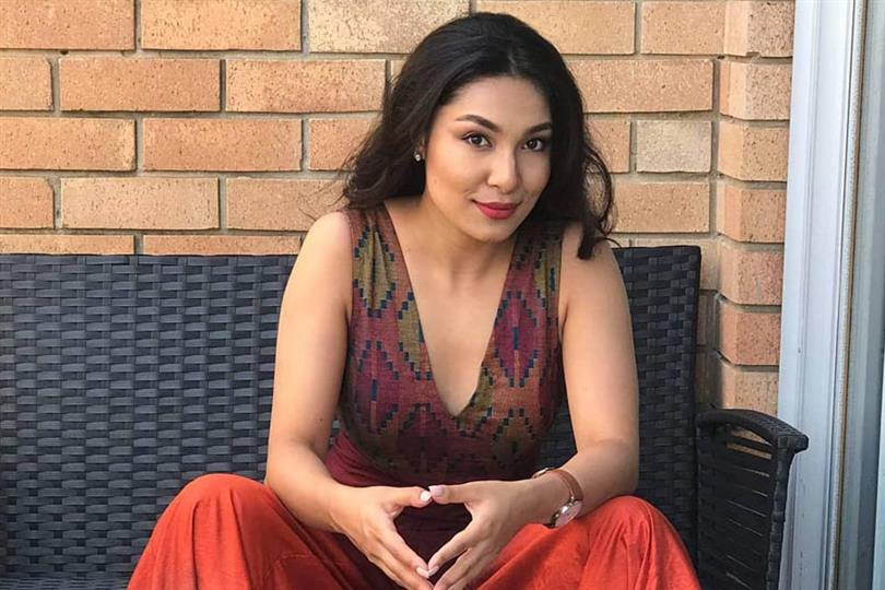 Beauty Talks with Miss Nepal 2019 Delegate Anushka Shrestha