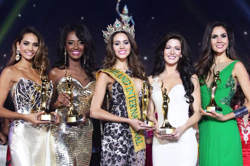 Miss Grand International 2014 winners