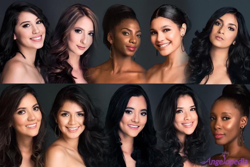 Miss Honduras Universe 2017-Meet the contestants