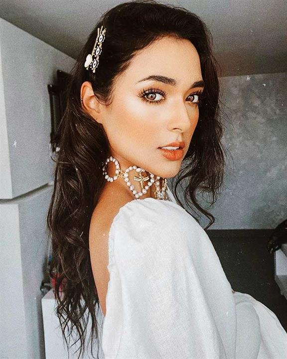 María Estefanie Colmenares Finalist Miss Venezuela 2020
