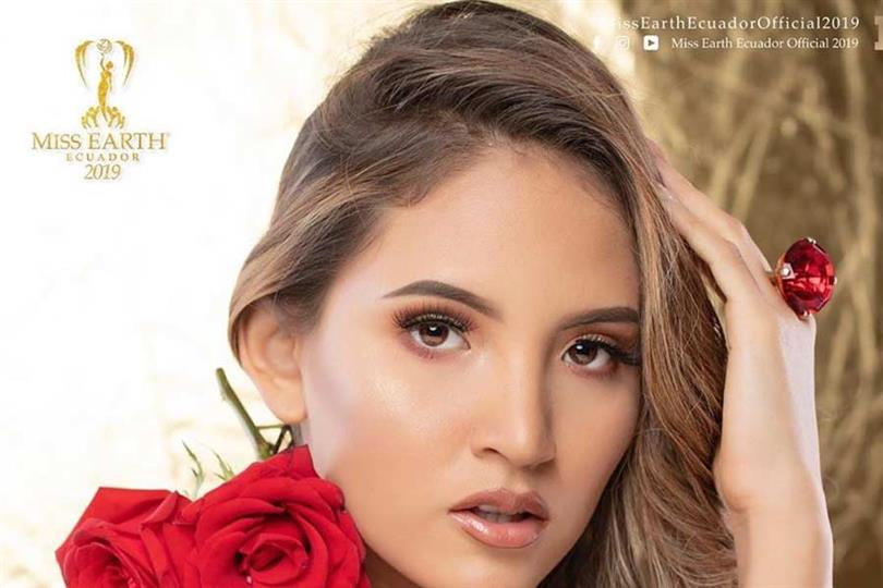 Antonella Paz Marìn crowned Miss Earth Ecuador 2019