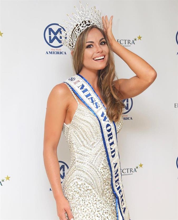 Beauty Talks with Miss World America 2018 Marisa Paige Butler
