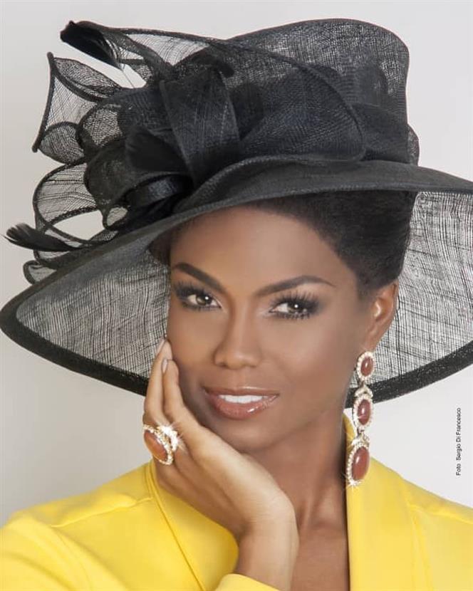 Beauty Talks with Miss World Aruba 2018 Nurianne Arias Helder