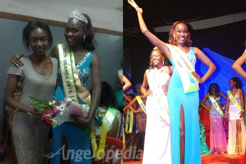 Priscilla Achieng crowned as Miss Earth Uganda 2016