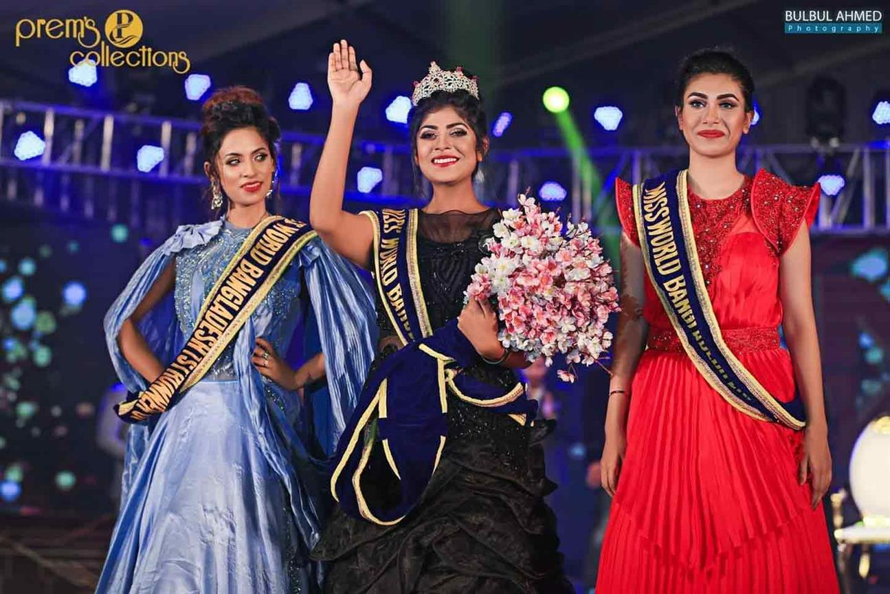 Meet Rafah Nanjeba Torsa Miss World Bangladesh 2019 for Miss World 2019