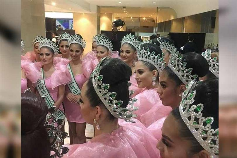 Official Press Presentation of Candidates of Miss Earth México 2019