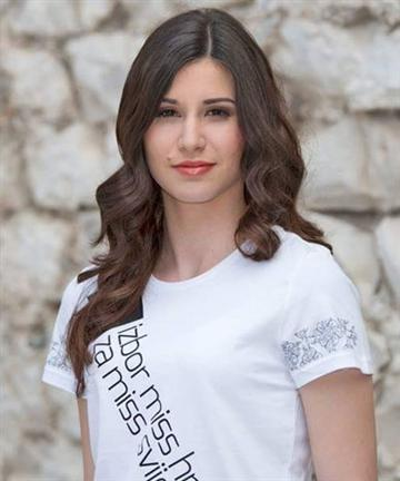 Y3X57J7BD5AngelicaZacchignaVertical - Beauty Talks With Angelica Zacchigna Miss Croatia World 2016 Finalist