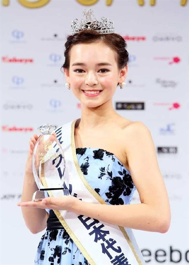 Marika Sera crowned Miss World Japan 2019