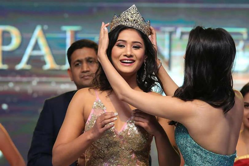 Ronali Amatya crowned Miss International Nepal 2018