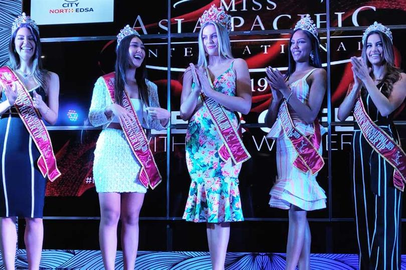Miss Asia Pacific International extends donation drive to help the front liners in other countries