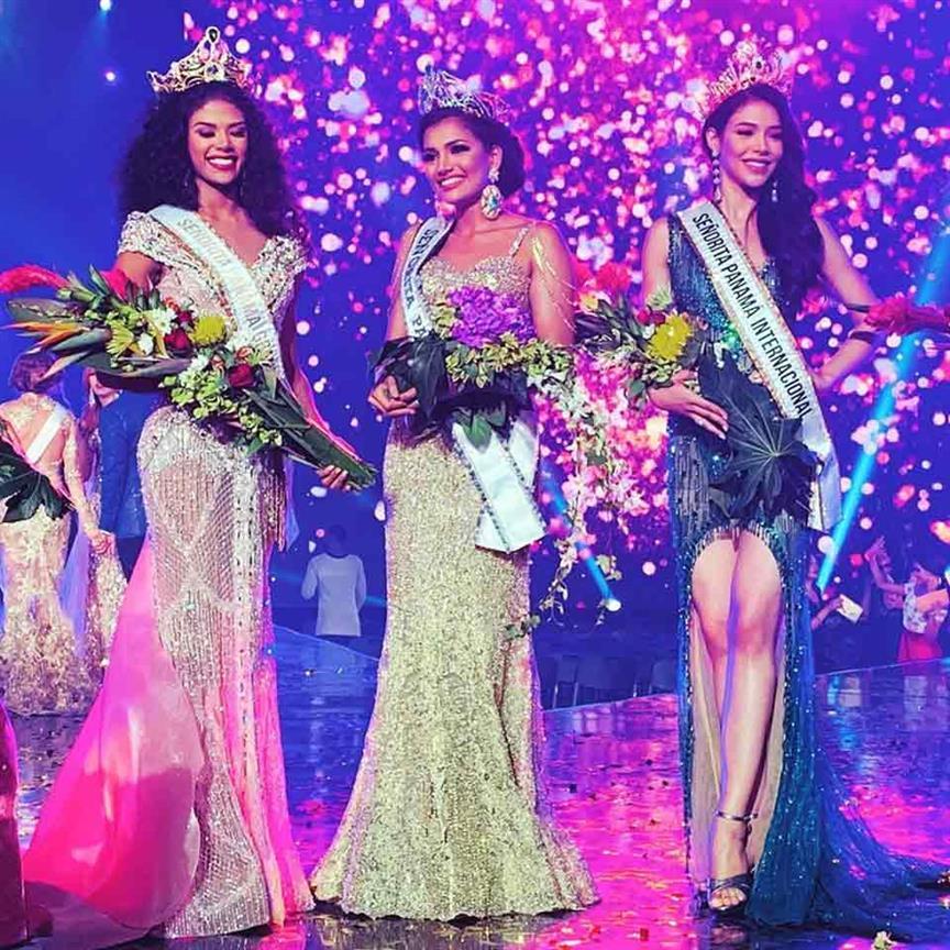 Mehr Eliezer crowned Señorita Panamá 2019