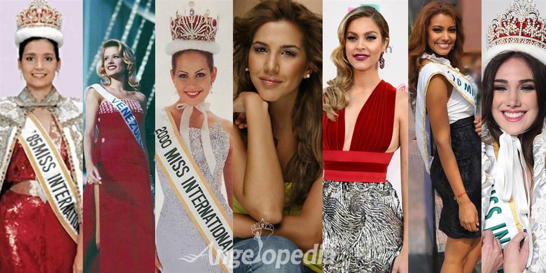 Is Venezuela the upcoming conqueror of Pageant World?