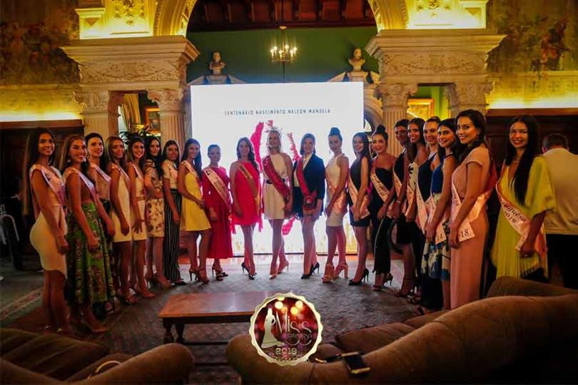 Miss Portuguesa 2019 Meet the Delegates