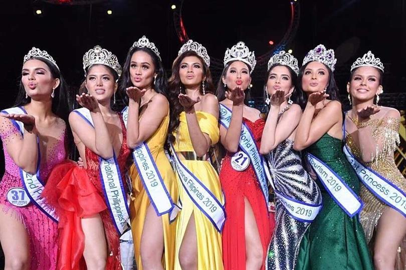 Isabelle de Leon crowned Miss Multinational Philippines 2019