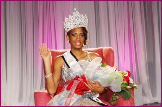 Miss Bermuda 2014 Lillian Lightbourn