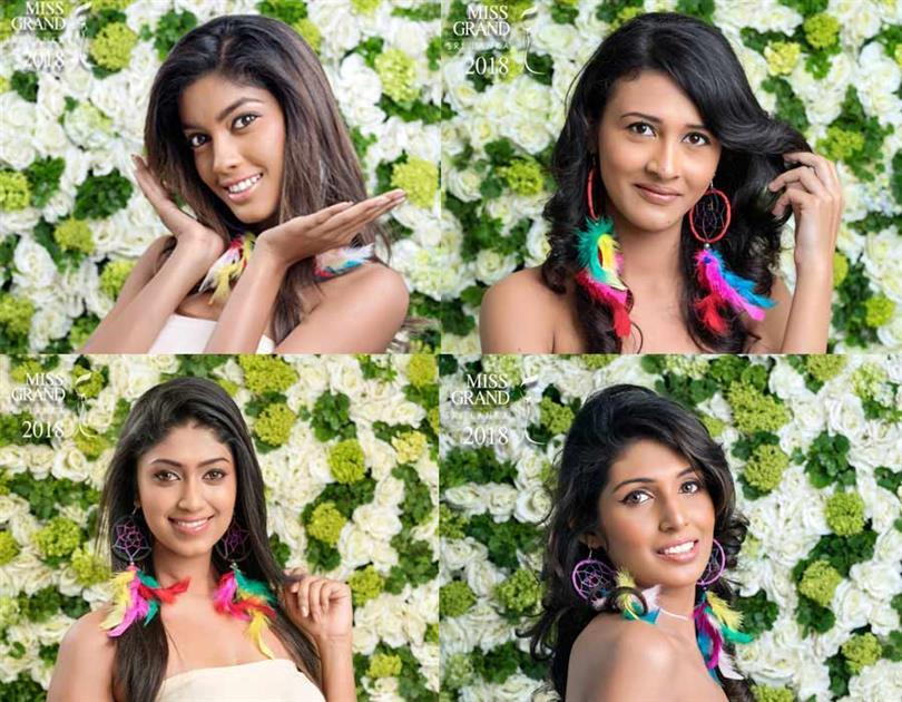 Miss Grand Sri Lanka 2018 Top 14 finalists revealed
