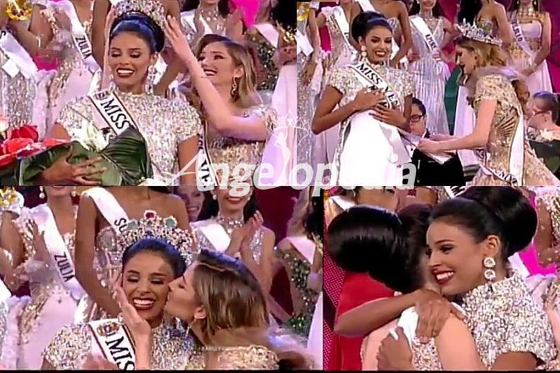 Keysi Sayago crowned as Miss Venezuela 2016