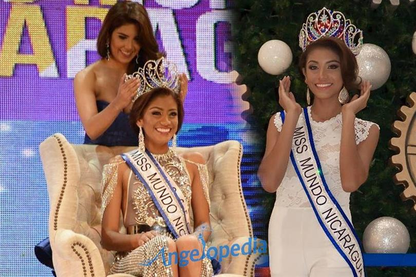 Yoselin Sobeyda Gómez crowned Miss World Nicaragua 2018 for Miss World 2018