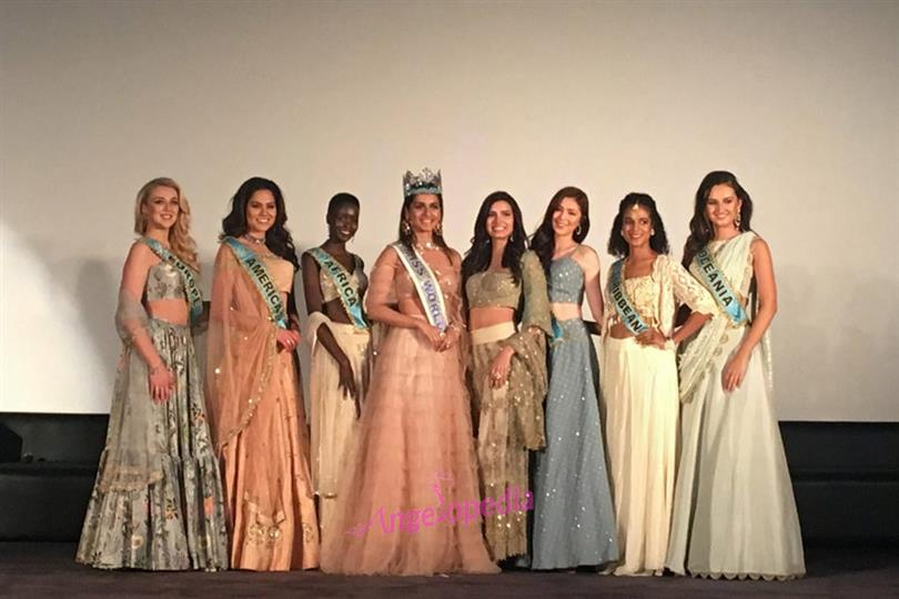 Miss India 2018 commences with its press conference