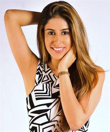 Aliza Rajan Miss India Kenya 2015