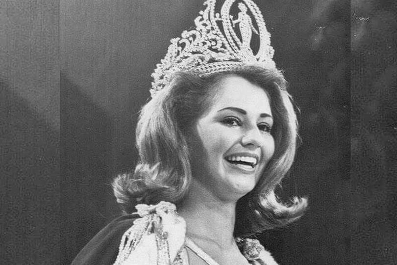 Miss Universe 1967 Sylvia Hitchcock