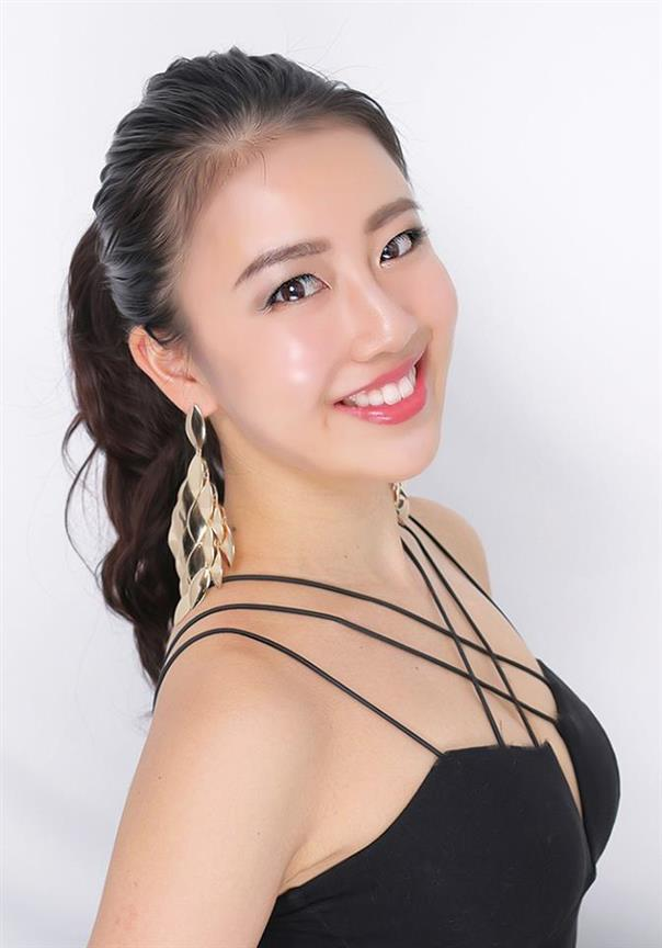 Miss Grand Japan 2018 Top 5 Hot Picks by Angelopedia