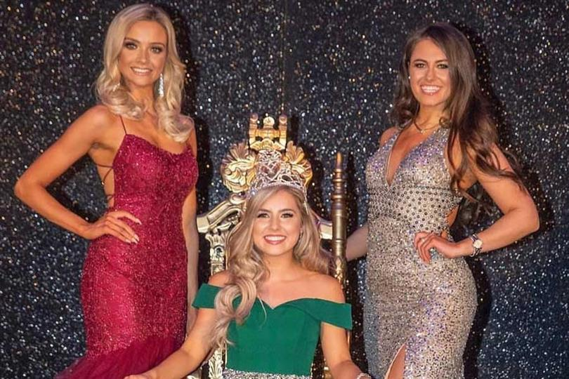 Keryn Matthew crowned Miss Scotland 2019