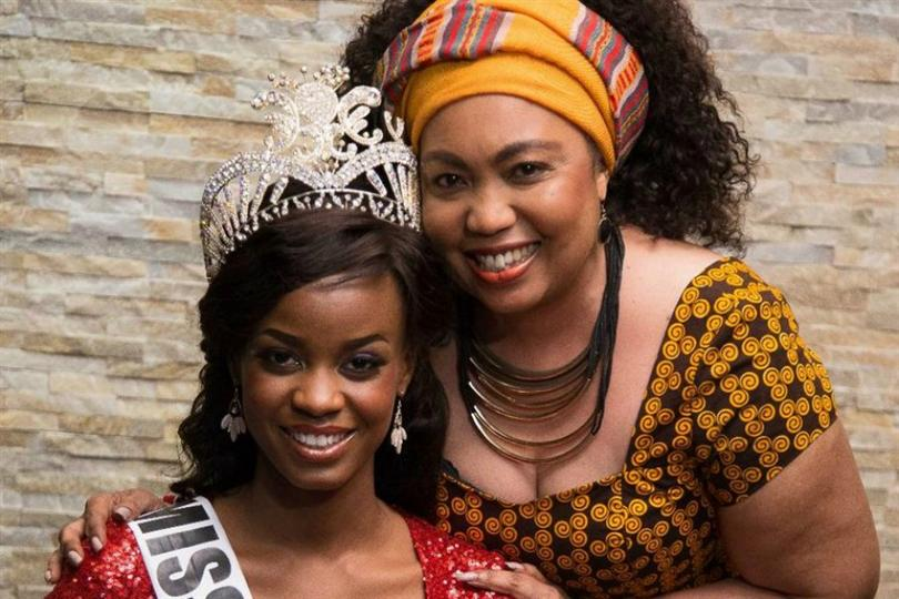 Evelyn Njambi crowned as the new Miss World Kenya 2016