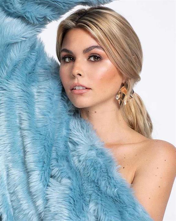 Valentina Sánchez Finalist Miss Venezuela 2020