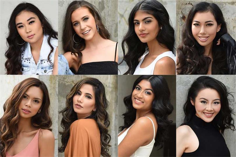 Miss World Canada 2019 Meet the Delegates