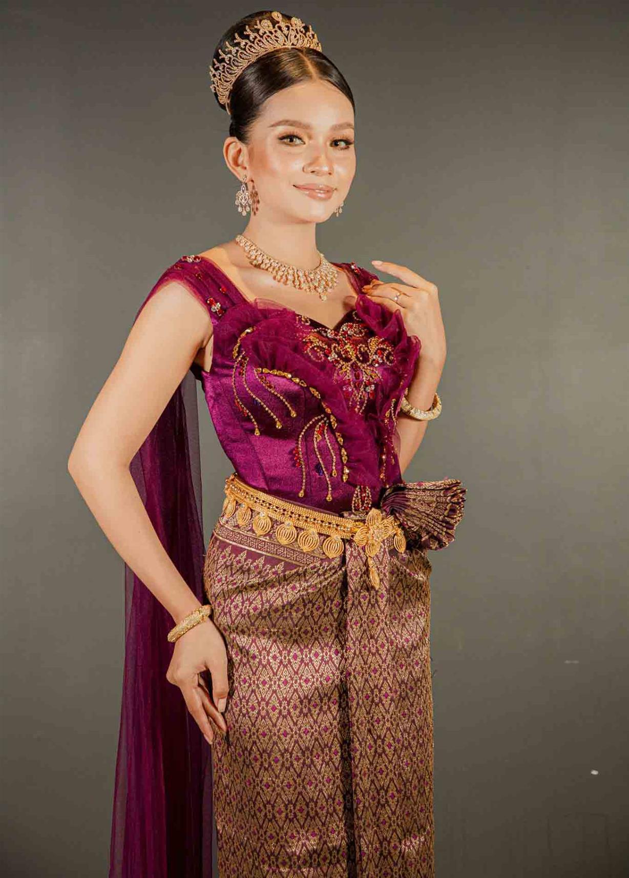 Miss Grand Kampong Chhnang 2020 Khat Sreychan