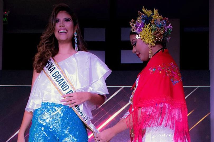 Gabriela Mornhinweg appointed Miss Grand Panama 2018