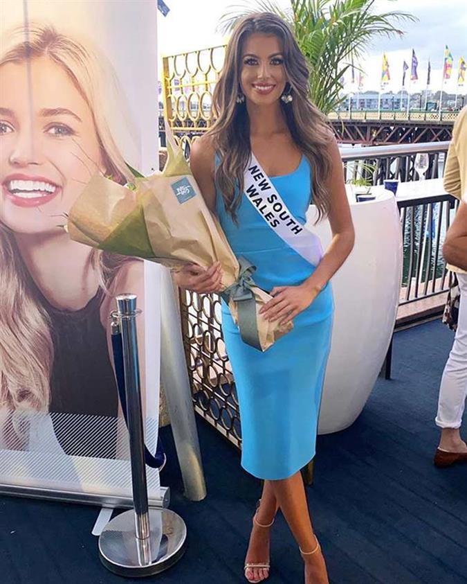 Miss Universe Australia 2020 delegates from New South Wales announced