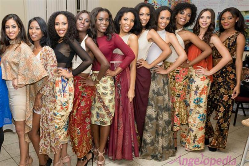 Miss Tropical Beauties Suriname 2017 - Meet the finalists