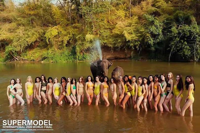 Twenty-six stunning beauties vie for Supermodel International 2020