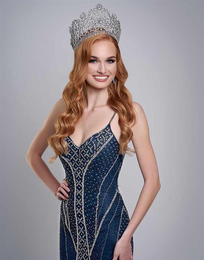 Natasja Kunde crowned Miss World Denmark 2019