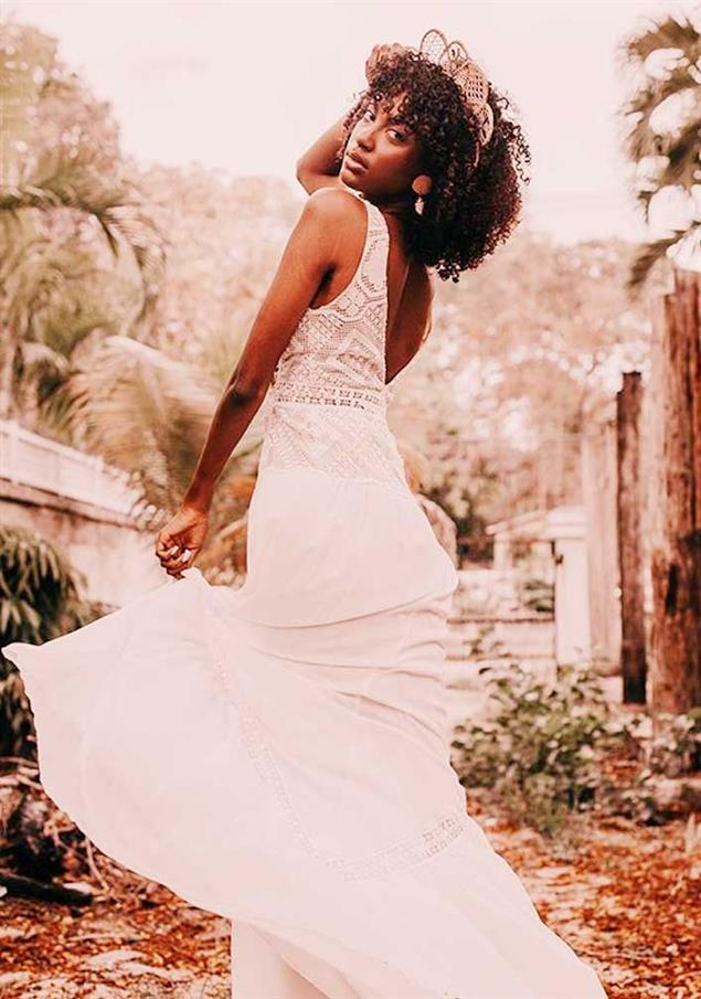 Shanel Ifill emerging as the potential winner of Miss Universe Barbados 2019