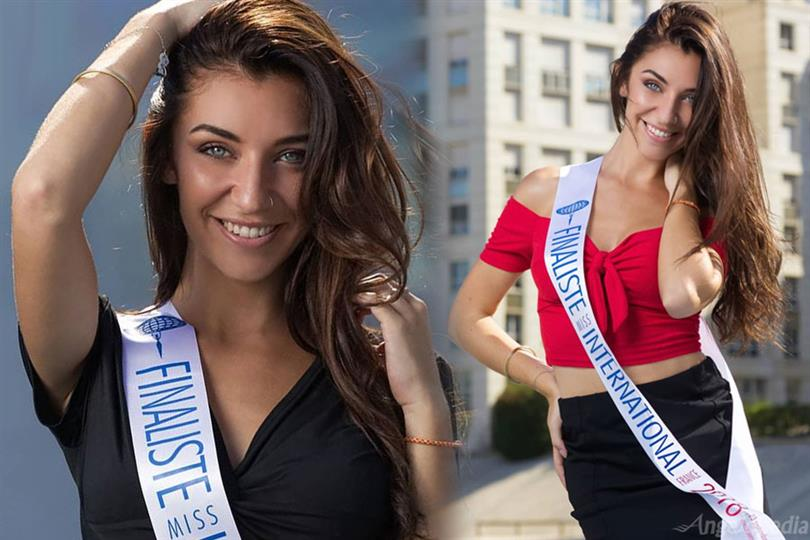 Mélanie Labat crowned Miss International France 2018