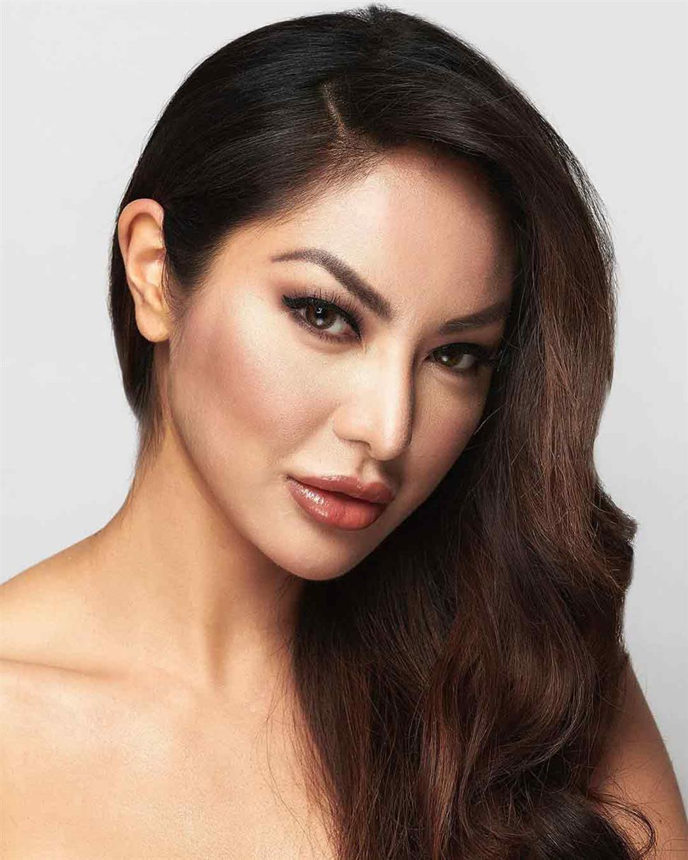 Riza Santos Miss Global Philippines 2019