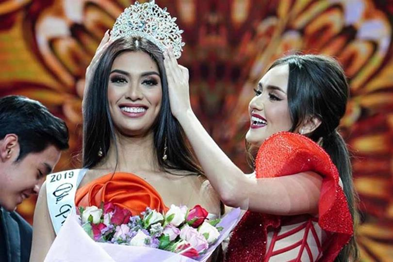 Bea Patricia Magtanong crowned Miss International Philippines 2019