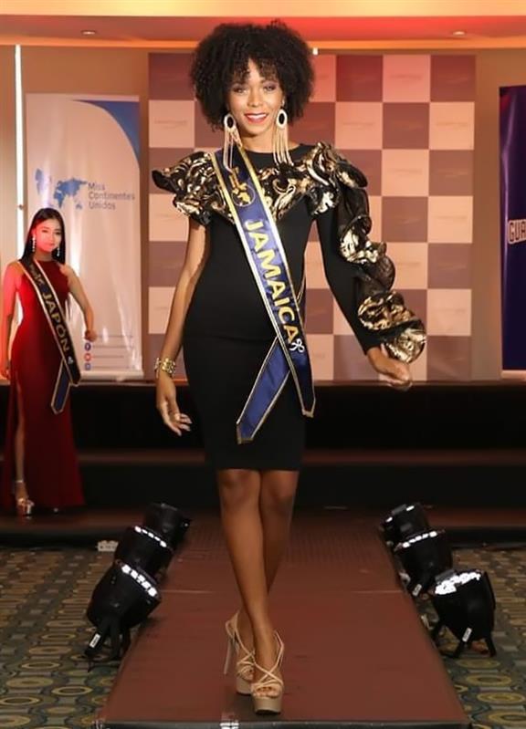 Miss United Continents 2019 1st Hot Picks