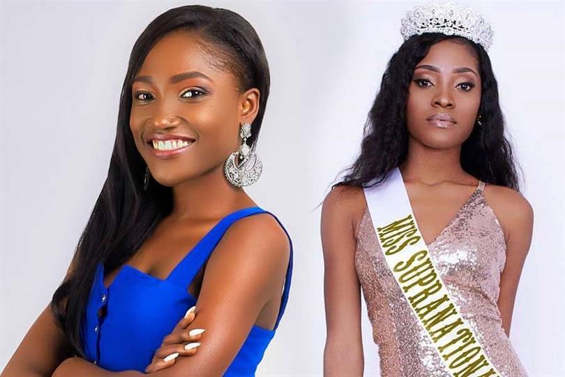 Schneidine Scheena Mondésir replaces Weslyne Paul Miyou as Miss Supranational Haiti 2019