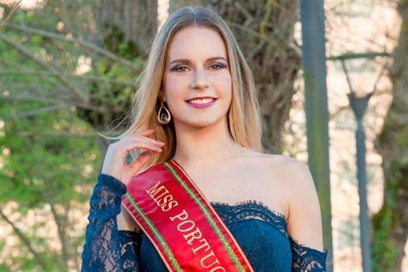 Ana Rita Aguiar crowned Miss International Portugal 2019