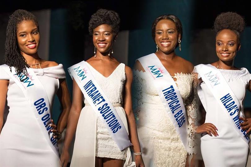 Miss World Jamaica 2018 Meet the Contestants