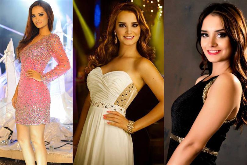 Yamelin Ramirez Cota Miss World Mexico 2014