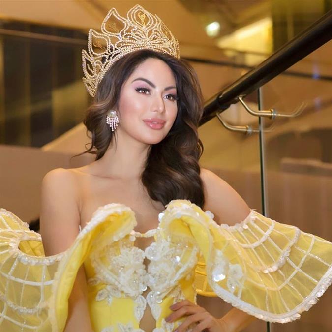Riza Santos Miss Global Philippines 2019