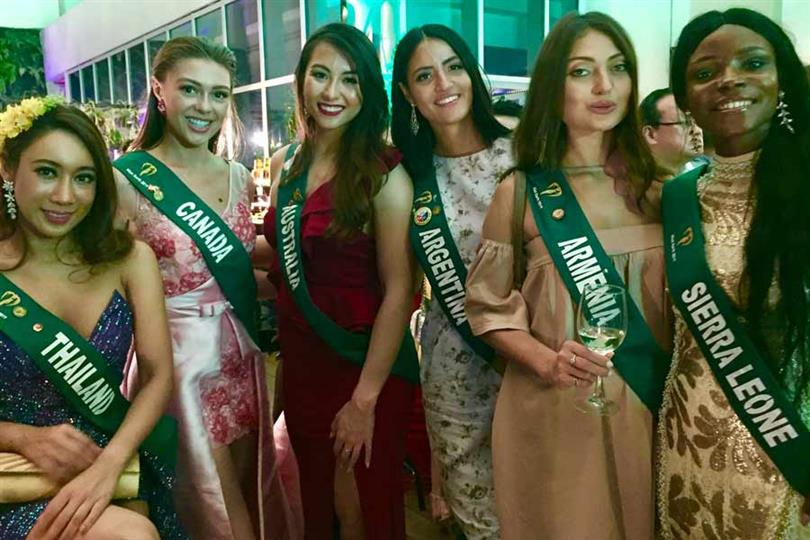 Miss Earth 2019 Schedule of Events and Activities