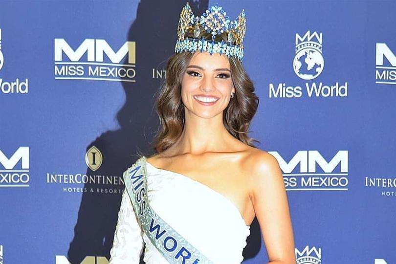Vanessa Ponce returns home to Mexico after her big win